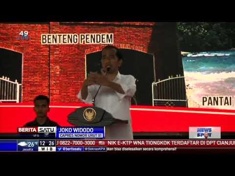Jokowi: Soal Larangan Azan Itu Fitnah Yang Kebangetan