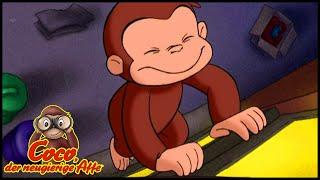 Coco der Neugierige Affe Deutsch🐵Gemeinsam stark 🐵Ganze Folgen🐵Cartoons für Kinder