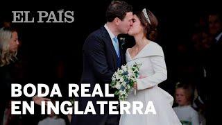 Eugenia de York y Jack Brooksbank ya se han casado