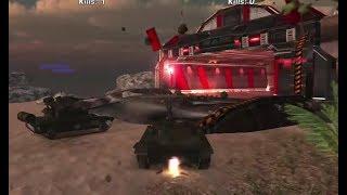 Tank Off Game Walkthrough | Multiplayer Tank Shooting Games