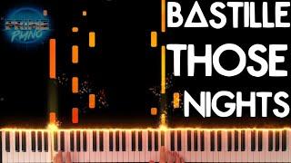 Bastille - Those Nights Piano Version | PrimePiano