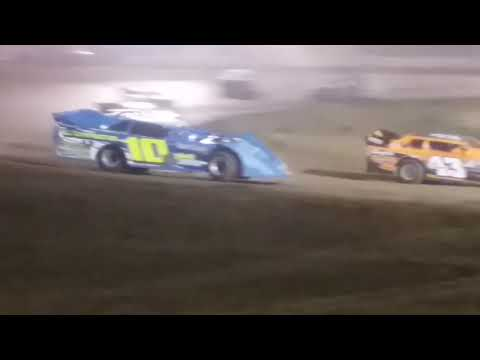 Late model Feature- Nevada Speedway 8/4