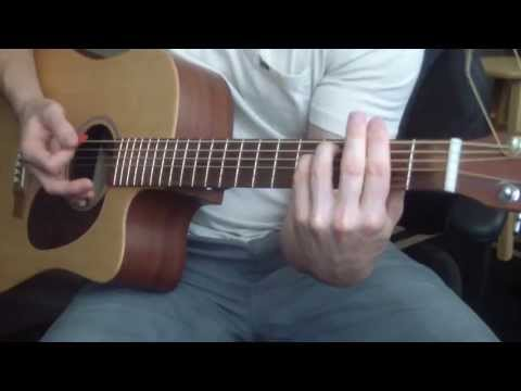 John Lennon Stand By Me Guitar Lesson