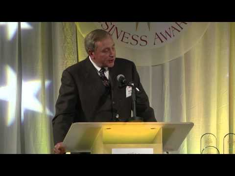 2012 Minnesota Family Business Awards: Rollie Anderson Acceptance Speech