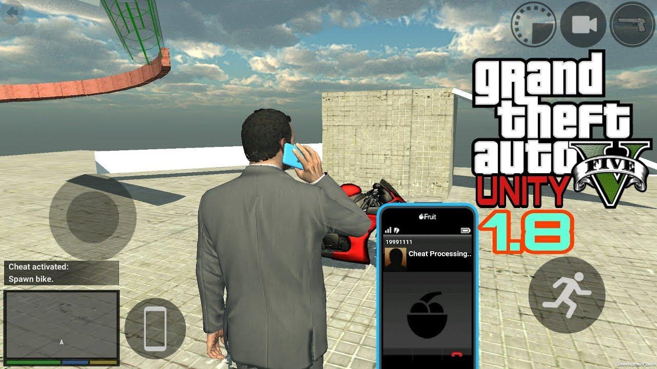 gta 5 unity 1.9 free download