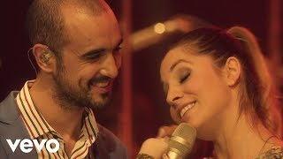 Repeat youtube video La Oreja de Van Gogh - Deseos de Cosas Imposibles (En Vivo) ft. Abel Pintos