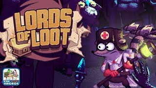 Regular Show: Lords of Loot - Start a Streaming Channel on Glitch TV (Cartoon Network Games)