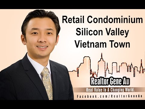 Retail Condominium Silicon Valley Vietnam Town