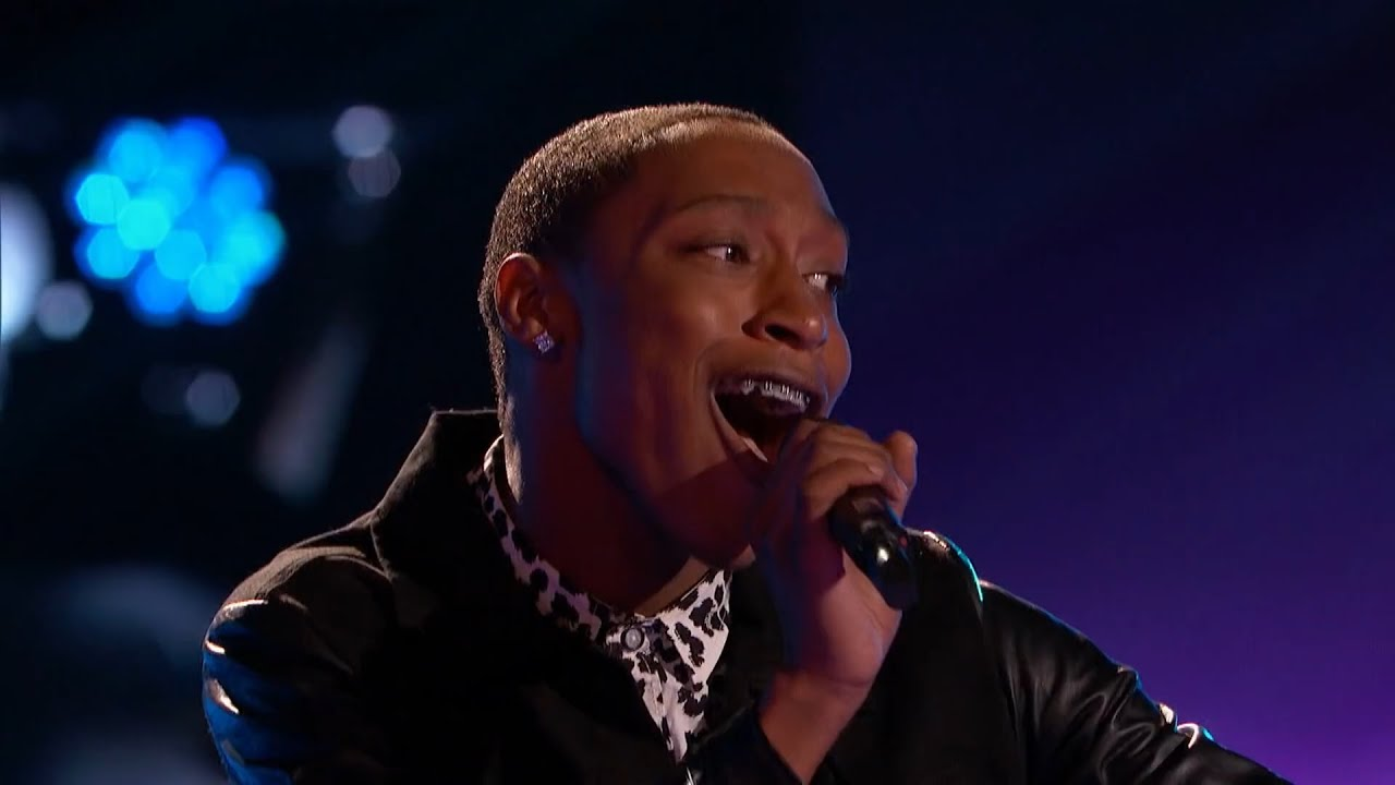 The Voice US 2014 Elyjuh René — «XO» Blind Audition AMAZING VOICE!