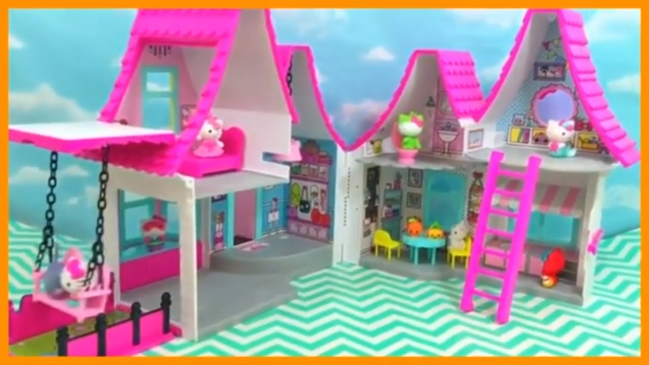 The Best Toy House For Kids To Play