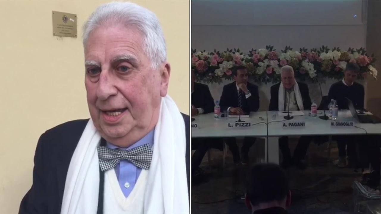 Presentazione stagione 2019 fondazione Ruminelli interviste Pagani Folino