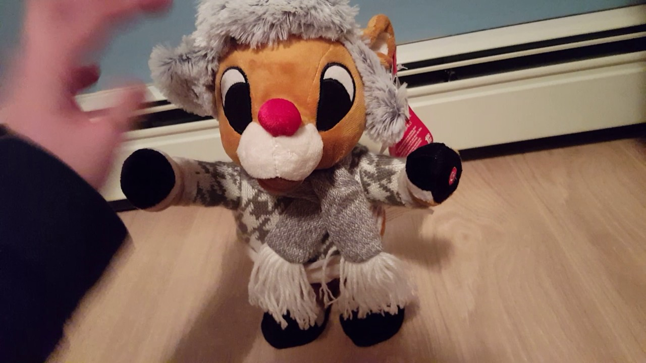 New For 2016 Gemmy Animated Side Stepping Christmas
