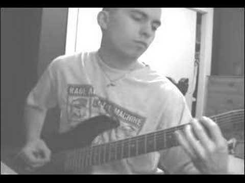 Meshuggah - Personae Non Gratae - Sum on guitar