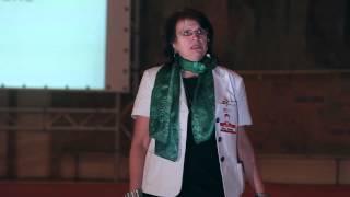 Viata e un dar, nu o optiune: Doina Cosman at TEDxCluj
