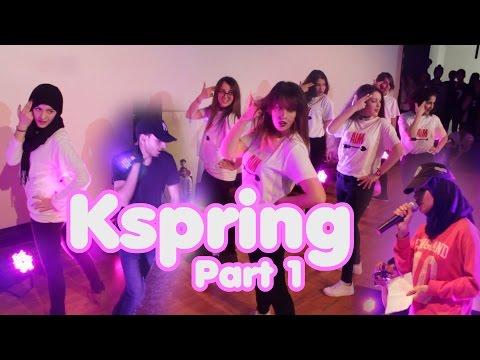 Kpop Event [Kspring 2017]  Part 01