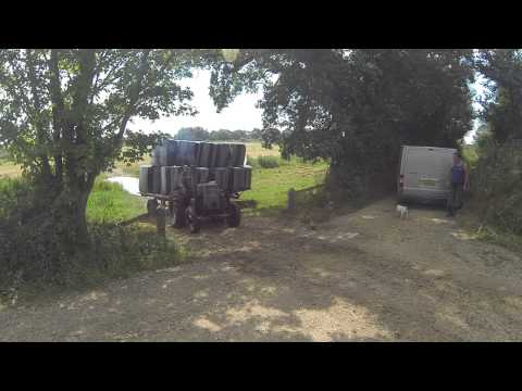 Field Marshall Tractor