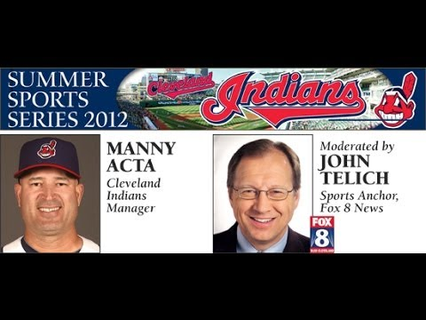 Corporate Club Summer Sports Series Cleveland Indians 2012