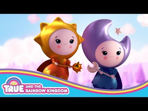 Meet the Day Queen and the Night Queen | True and the Rainbow Kingdom Season 2