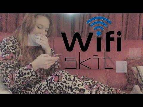 Wifi Skit / ItsIssie