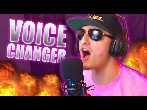 MOM VOICE with VOICE CHANGER! Priceless Reactions! (Voice Impression)