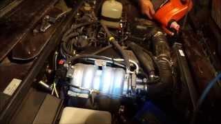 Как поменять радиатор ВАЗ 2107i, замена охлаждающей жидкости (своими руками)/LADA 2107