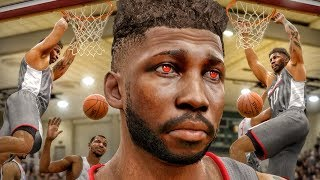Nba combine & trying for #1 overall pick in the draft! nba live 18 the rise gameplay!