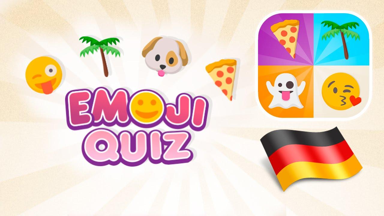 Emoji Quiz Lösungen