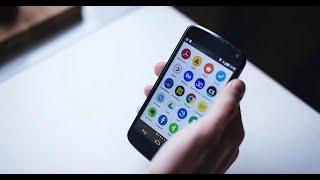 Как удалить пустой домашний экран в телефоне?