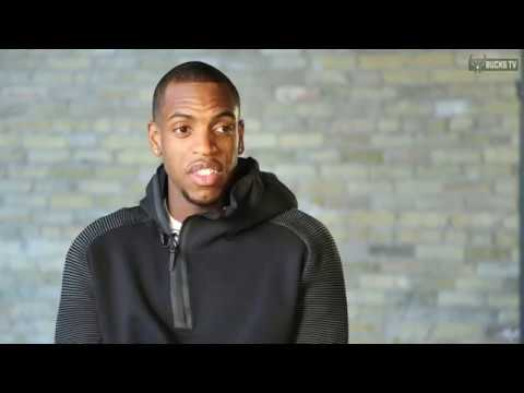 Khris Middleton on his injury, rehab and return to the court
