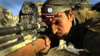 Sniper Elite 3 - Team Distance King (Ghost Town) - April 24, 2016