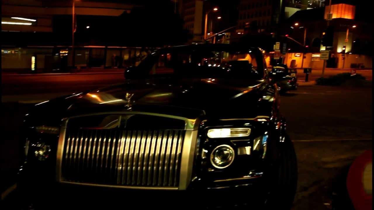 HOLLYWOOD HOTSAUCE DarkChild Rolling Rolls RoyceDropTopGray