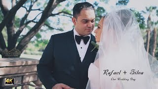 Rafael + Silva's Wedding Highlights at Taglyan Cultural Complex st Leon Church and The Langham Pasad