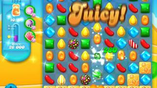 Candy Crush Soda Saga Level 1384 (nerfed)