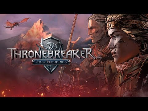The Witcher Tales: Thronebreaker #1 - O INÍCIO DA CAMPANHA! (PC Gameplay no Ultra em PT-BR) thumbnail
