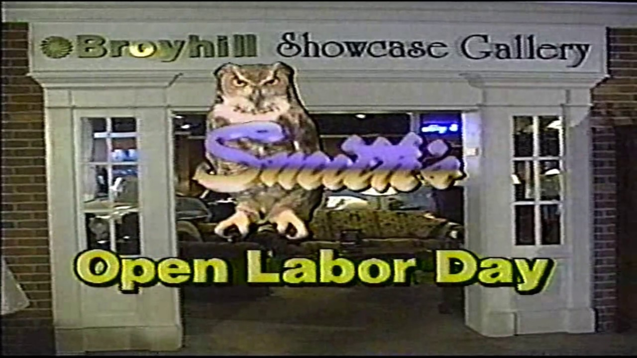 Genial 1990s Smithu0027s Furniture Commercial #2 (Labor Day Sale)