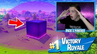 THE CUBE IS MOVING TOWARDS TILTED TOWERS & SHIFTY SHAFTS!!! (Fortnite Battle Royale)