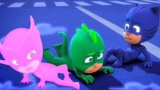 パジャマスク PJ MASKS | パジャマスク ゲッコー | 子供向けアニメ