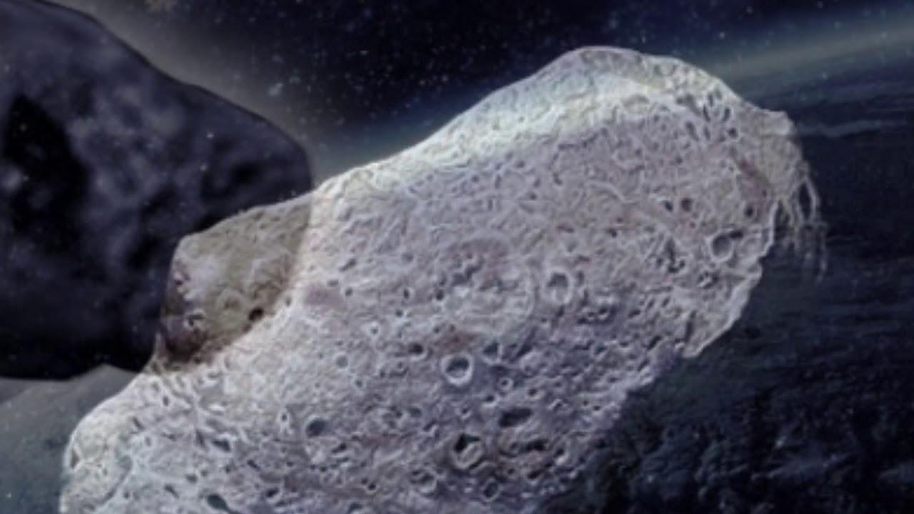 nasa asteroid 2019 - 1280×720