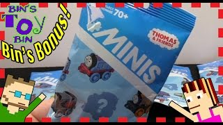 Thomas & Friends Minis Blind Bags (#40-45) Opening! | BIN