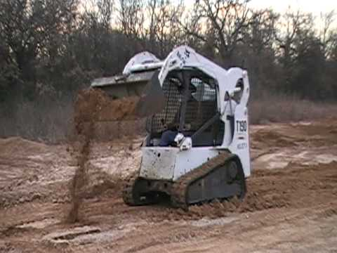 Bobcat T190 Skid Steer For Sale