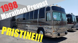 Complete WalkThru on a Showroom Bus Conversion