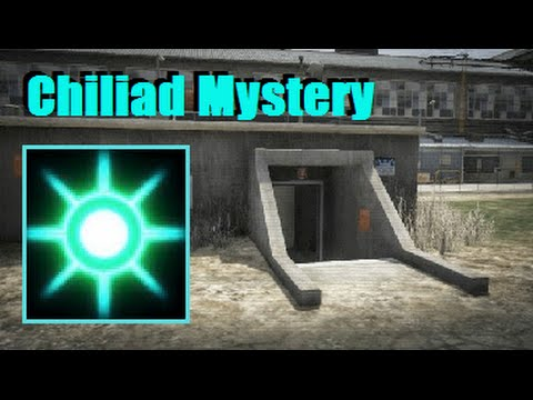 Abduction Light & Underground Base Elevator Theory! - GTA 5 Jetpack / Chiliad Mystery