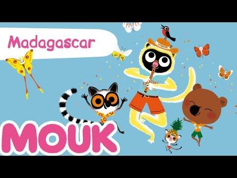 Mouk découvre Madagascar   Compilation de 30 min d'épisodes HD