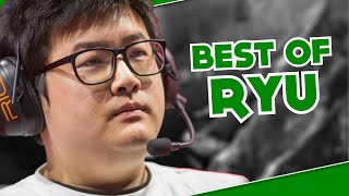 "Best Of Ryu - The ""Emotional"" Midlaner - League Of Legends"