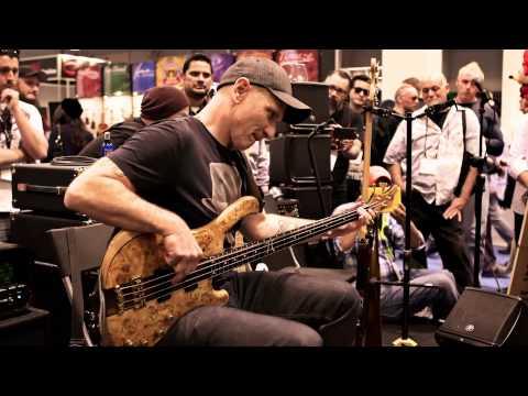 NAMM 2015: Wojtek Pilichowski Live At The Dunlop Booth