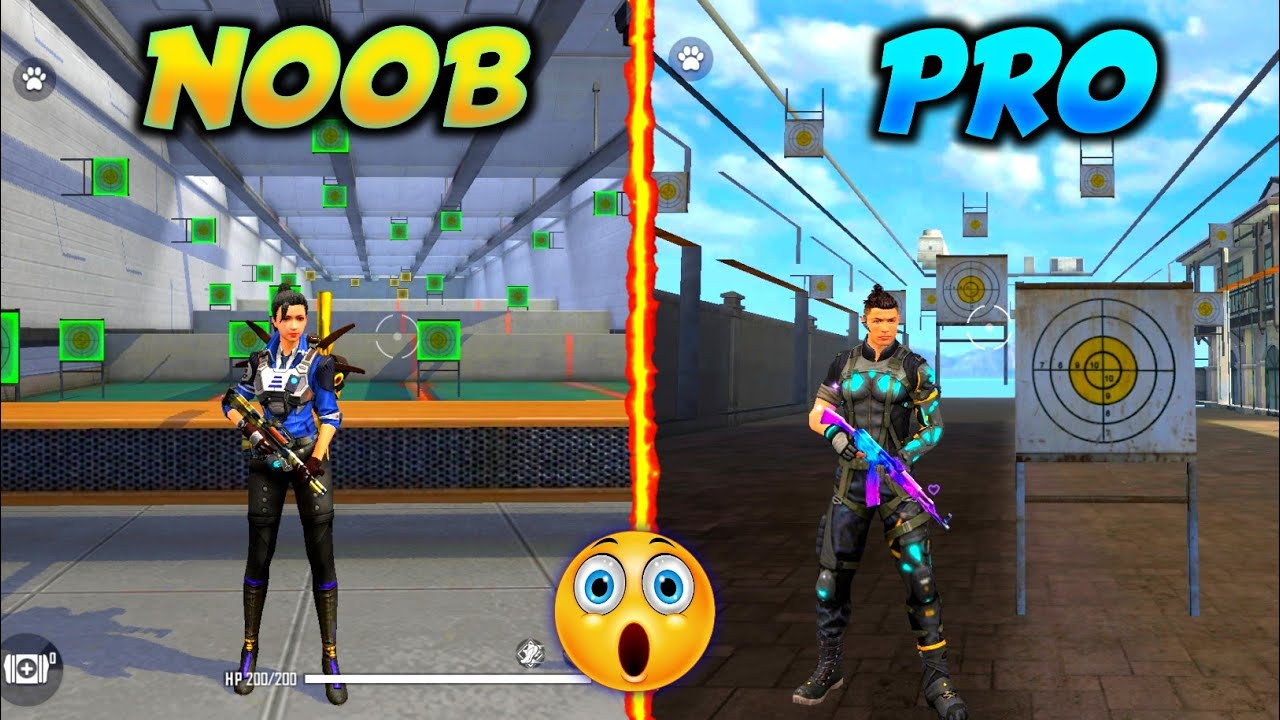 🤯Inside The Training Range -Top Mythbusters in FreeFire | 24kGoldn -Mood❤️ (FreeFire Highlights) #16