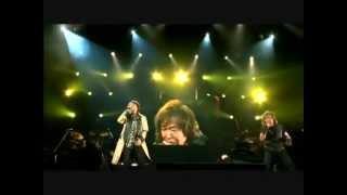 Tsuyoshi Matsubara And Akira Kushida.  Jump Live And Uchu Keiji Gavan