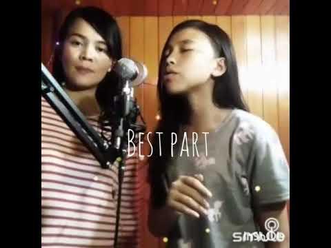 Best Part  (Daniel Caesar ft H.E.R) cover by Anneth D. Nasution & Claudia Pundoko