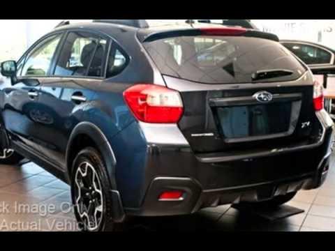2013 Subaru Xv G4 X My13 2 0i S Lineartronic Awd Dark Grey