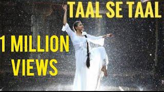 Taal Se Taal - Taal | Dance cover by Aditi | Dancercise | Alka Yagnik & Udit Narayan